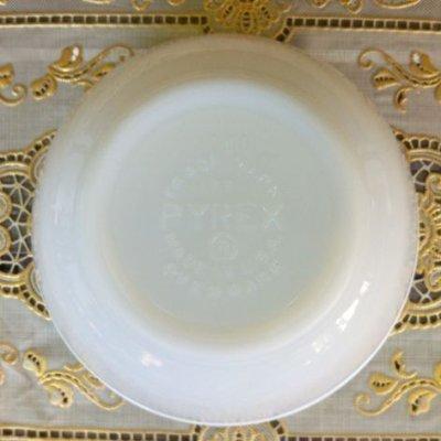 画像3: Pyrex, Milk Glass, Mixing Bowl, White, S (1 1/2 PT.=750ml)