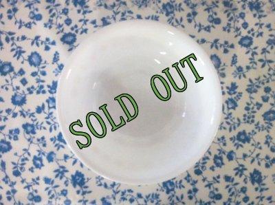 画像2: sold コレール(コーニング社)バタフライゴールド スープ/ シリアル・ボウル