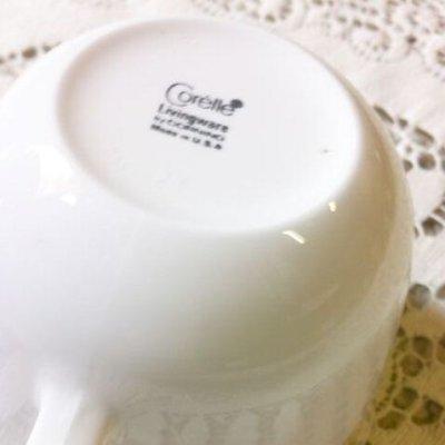 画像3: コレール (コーニング社) バタフライゴールド ティーカップ
