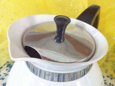 画像3: コーニング フローラルブーケ 6カップ ティーポット