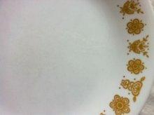 他の写真1: sold コレール (コーニング社) バタフライゴールド 5ピースセット AS IS