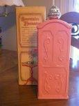 画像3: sold Avon, Pink Glass, Seeretaire Decanter, Brocade (5 fl.oz) with Box with Box (3)