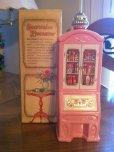 画像1: sold Avon, Pink Glass, Seeretaire Decanter, Brocade (5 fl.oz) with Box with Box (1)
