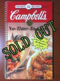 Campbell's, No-Time-To-Cook  Recipes 1993