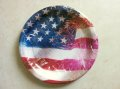 Brand New Paper Plates, Independence Day, made in USA