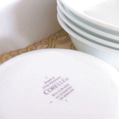 画像3: コレール(コーニング社)カントリー・コテージ スープ/ シリアル・ボウル
