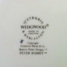 他の写真1: sold 【限定奉仕品】ウェッジウッド ピーターラビット 貯金箱 製造終了ライン 旧刻印・イギリス製