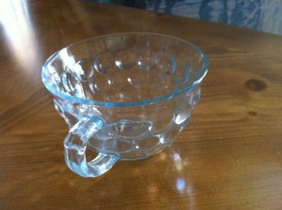 画像1: ファイヤーキング バブル サファイヤブルー カップ