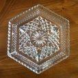 画像1: アンカーホッキング ウェックスフォード 六角皿 (1)