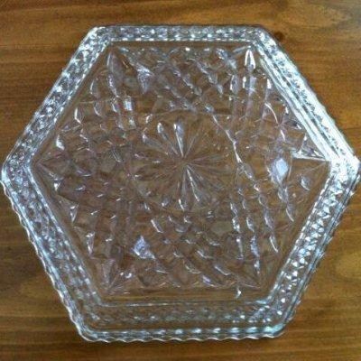 画像3: アンカーホッキング ウェックスフォード 六角皿