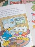 画像3: 洋書 ディズニー絵本 ドナルドの魔法の杖 1974年作 ハードカバー ランダムハウス(ニューヨーク)刊 (3)