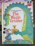 洋書 ディズニー絵本 ミニーの魔法の粉引き器 1975年作 ハードカバー ランダムハウス(ニューヨーク)刊