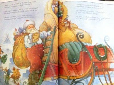 画像3: 洋書 ルドルフ〜赤鼻のトナカイ 1937年作 2001年グロセット&ダンランプ(ニューヨーク)刊 ハードカバー大型絵本