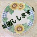 sold コレール(コーニング社)サンセーション サラダ・プレート AS IS