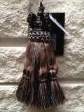 Tassel Brown NEW