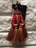 Tassel Red NEW