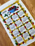 Vintage New Kitchen Linen, 1982