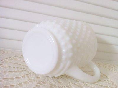 画像4: ファイヤーキング ミルクグラス ホブネイルピッチャー(S)