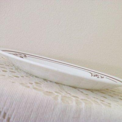画像2: コレール (コーニング社)メロディ ブレッド&バター・プレート