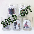 sold ノーマン・ロックウェル リミテッドエディション・グラス5個セット