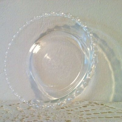 画像2: パイレックス オーブンウェア クリアガラス ミニパイプレート