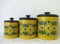 Sale! Ransburg, Vintage Canister Set of 3