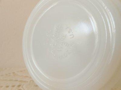 画像4: ファイヤーキング ミルクグラス・マグ コバルトグリーン・ダイヤモンド