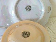 他の写真3: 里帰りオールドジャパン 瀬栄陶器(瀬戸) サクラ印 推定1920年〜1930年頃  ラスター彩 カナッペセット 3組セット