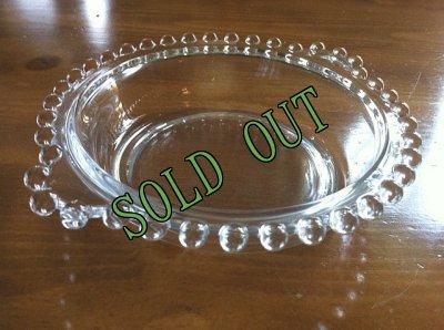 画像3: sold キャンドルウィック ハンドル付レリッシュ(ピクルス)皿
