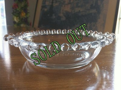 画像2: sold キャンドルウィック ハンドル付レリッシュ(ピクルス)皿