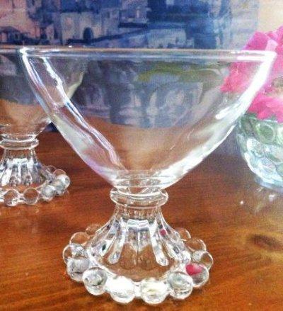 画像1: アンカーホッキング ブーピー シャンパングラス(シャーベットグラス)