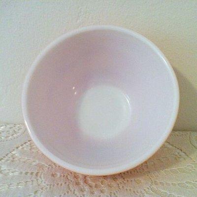 画像4: パイレックス ミルクグラス オータムハーベスト ミキシングボウル 750ml 製品番号472-B
