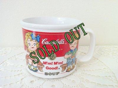 画像2: sold キャンベル スープ・マグ 1993年 (ウエストウッド社)