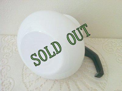 画像3: sold コーニングウェア ブルーコーンフラワー 6カップ ティーポット(黒蓋)