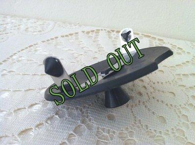 画像5: sold コーニングウェア ブルーコーンフラワー 6カップ ティーポット(黒蓋)