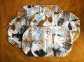 ビンテージ・ランチョンマット 猫 4枚セット