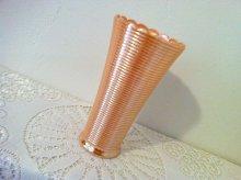 他の写真1: sold ファイヤーキング ピーチラスター 花瓶