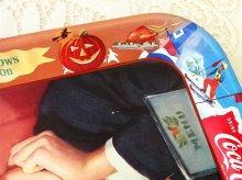 他の写真3: sold コカコーラ 1953年ビンテージ・ブリキ(ティン)トレイ 「メニューガール」