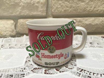画像1: sold キャンベル スープマグ 1989年