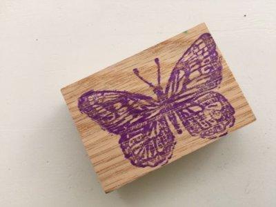 画像1: Stamp Butterfly #2