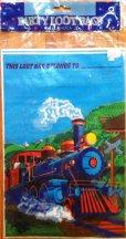 画像1: Party Bag, Locomotive, 8 bags  (1)