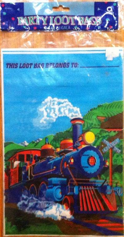 画像1: Party Bag, Locomotive, 8 bags