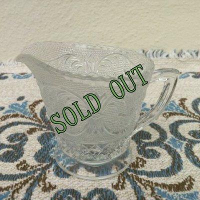 画像3: sold 【限定奉仕品】ダンカン&ミラー グラス(1925年〜1965年) サンドイッチ クリアー クリーマー