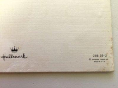 画像5: Vintage Pink Birthday gift Card / Used Hallmark