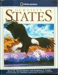 画像1: 洋書{アメリカ50州ムック}ナショナルジオグラフィック アウア・フィフティ・ステイツ 2004年 ソフトカバー National Geographic Children's Books 刊 (1)