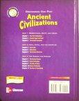 画像2: 洋書{アメリカンスクール6年生教科書}「古代文明」 カリフォルニア版 2006年 ハードカバー Glencoe/Mcgraw-Hill 刊 (2)
