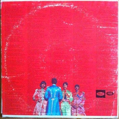 画像3: LPレコード ビートルズ サージェント・ペパーズ・ロンリー・ハーツ・クラブ・バンド レインボーキャピトルレーベル盤(US盤)