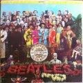 LPレコード ビートルズ サージェント・ペパーズ・ロンリー・ハーツ・クラブ・バンド レインボーキャピトルレーベル盤(US盤)