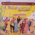 LP Oklahoma! - Original Broadway Cast Album (MCA )