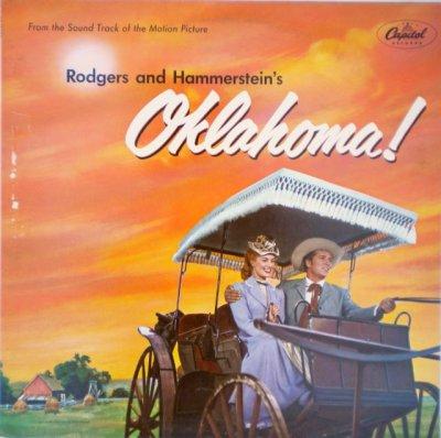 画像1: LP Oklahoma! - Original Motion Picture Soundtrack (Capitol )